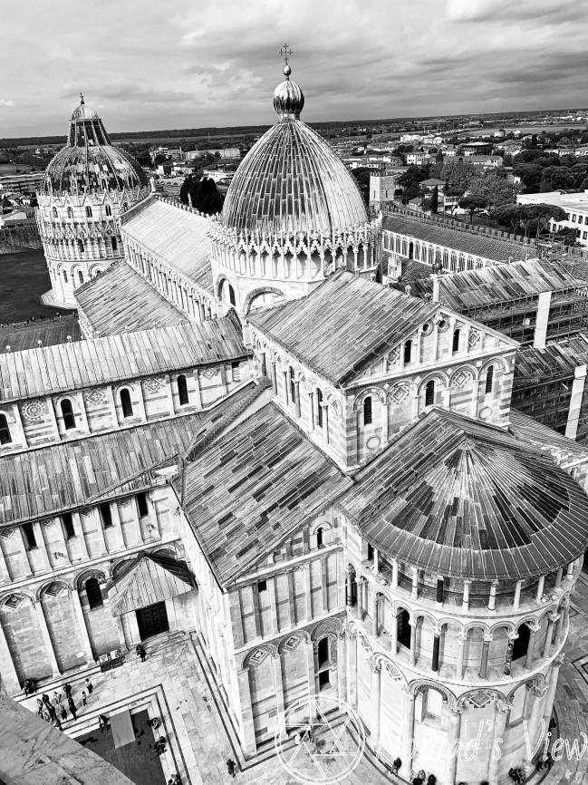 STRAIGHT VIEW, Pisa