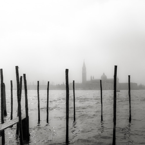 Dreaming St. Giorgio, Venice Italy