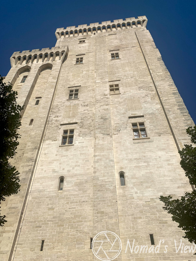 POPES PALACE TOWER, Avignon