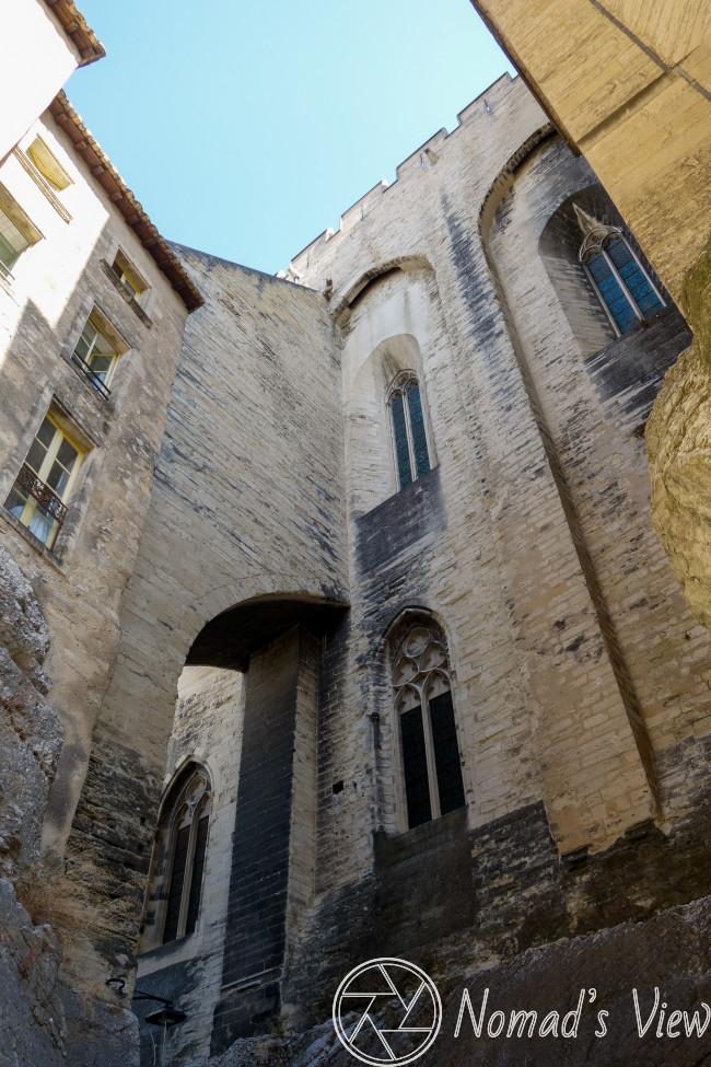POPES BUTTRESS, Avignon