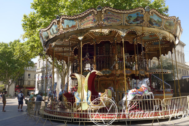 CARRUSSEL HORSE, Avignon