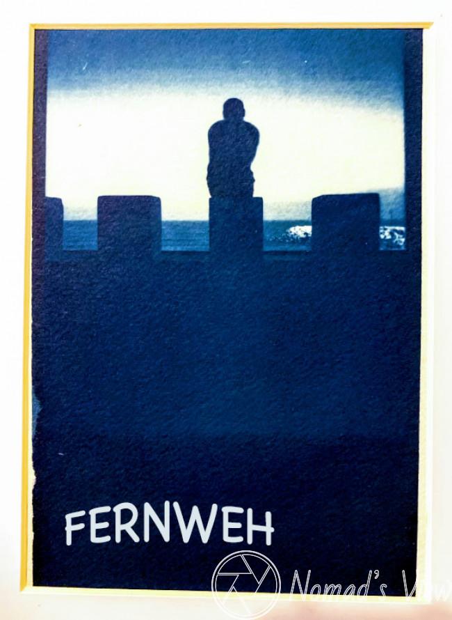 Fernweh, the need to roam