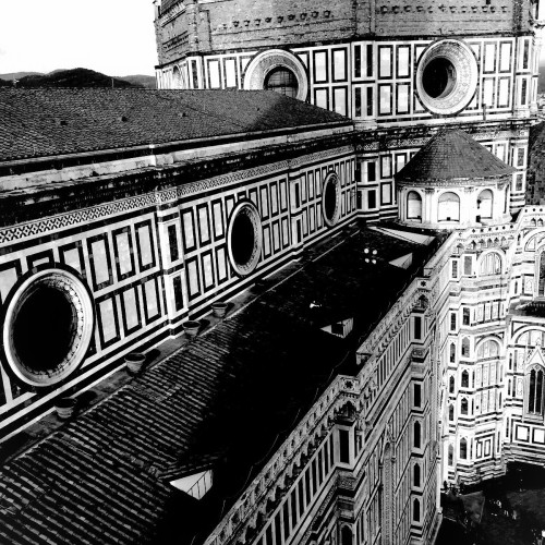 Daring shapes, Cathedral Florence